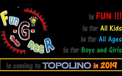 Kyk wie kom in 2019 Topolino toe – Fun-G-neeR